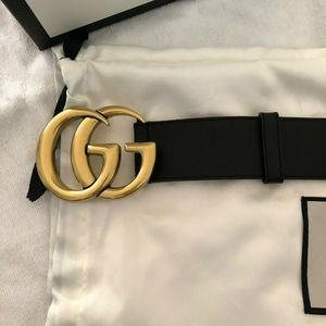 Size 4 Gucci Belt